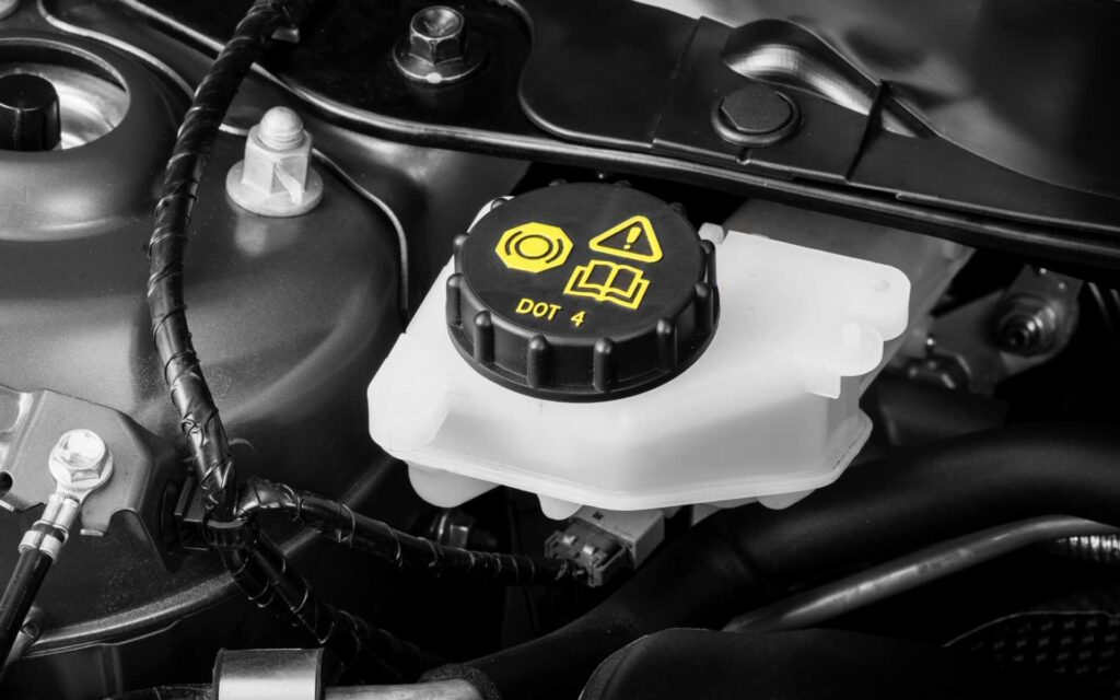 Clutch Fluid Replacement